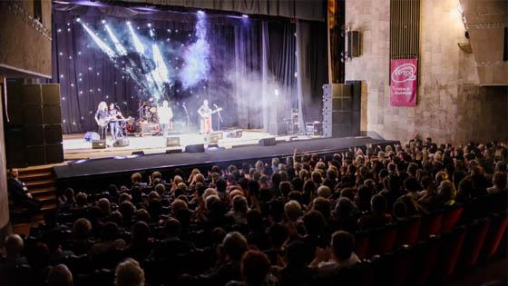 Концерт Вадима Казаченков в Кирове