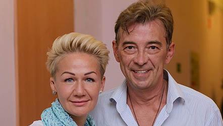 Светлана Шулятьева с Николаем Добрыниним