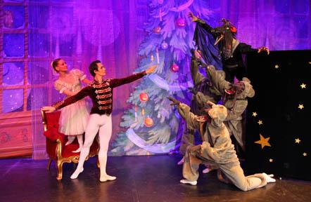 Московский балет приезжает в Киров с балетом «Щелкунчика»
