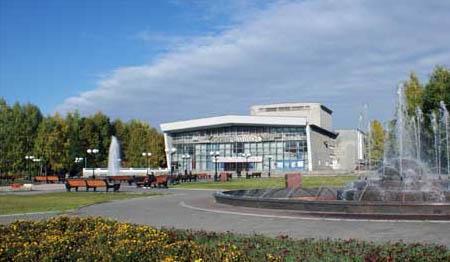 Государственный театр оперы и балета Республики Коми