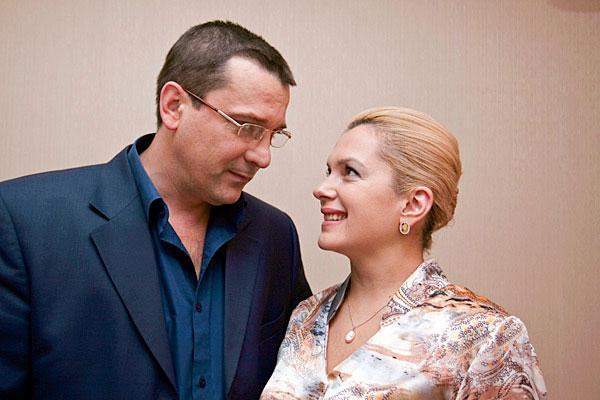 Мария Порошина и Ярослав Бойко
